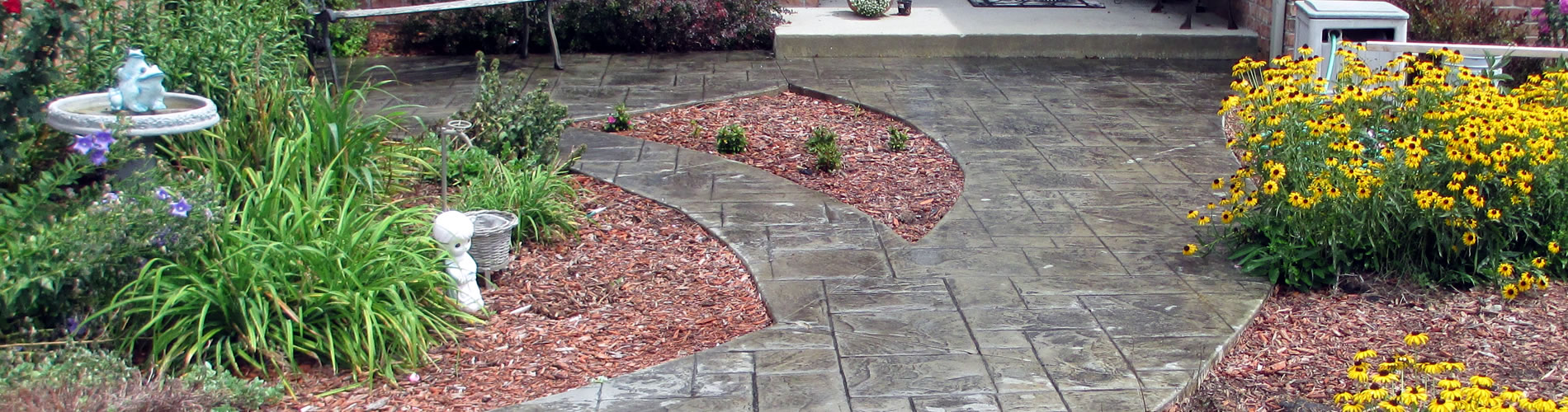Concrete Patio and Driveway Installation Lake Mills Wisconsin